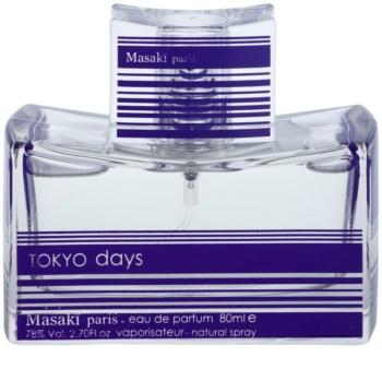Masaki Matsushima Tokyo Days parfémovaná voda pro ženy 80 ml