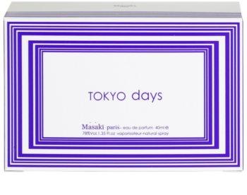 Masaki Matsushima Tokyo Days eau de parfum nőknek 40 ml