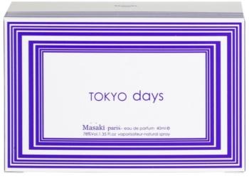 Masaki Matsushima Tokyo Days Parfumovaná voda pre ženy 40 ml
