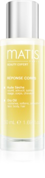 MATIS Paris Réponse Corps Dry Oil for Face, Body and Hair