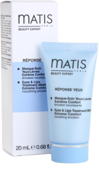 MATIS Paris Réponse Yeux Mask For Eye Area And Lips