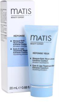 MATIS Paris Réponse Yeux maska na oční okolí a rty