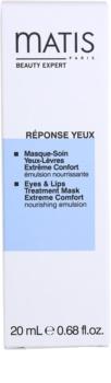 MATIS Paris Réponse Yeux maska za okoli oči in ustnic