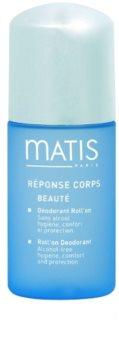 MATIS Paris Réponse Corps Roll-On Deodorant für alle Oberhauttypen