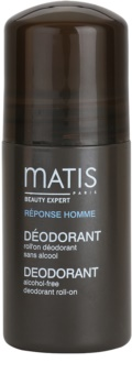 MATIS Paris Réponse Homme Roll-On Deodorant  For All Types Of Skin