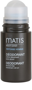 MATIS Paris Réponse Homme Roll-On Deodorant  for All Skin Types Including Sensitive