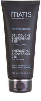 MATIS Paris Réponse Homme sprchový gel a šampon 2 v 1