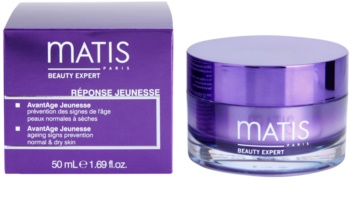 MATIS Paris Réponse Jeunesse Day And Night Anti - Wrinkle Cream For Normal To Dry Skin
