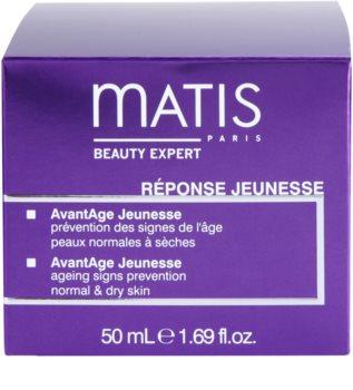 MATIS Paris Réponse Jeunesse dnevna in nočna krema proti gubam za normalno do suho kožo