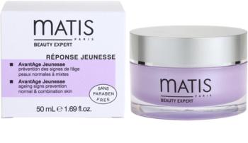 MATIS Paris Réponse Jeunesse denný protivráskový krém pre normálnu až zmiešanú pleť