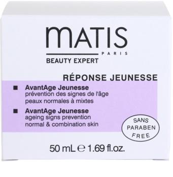 MATIS Paris Réponse Jeunesse denní protivráskový krém pro normální až smíšenou pleť