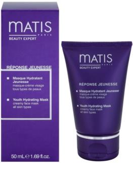 MATIS Paris Réponse Jeunesse feuchtigkeitsspendende Gesichtsmaske für alle Hauttypen