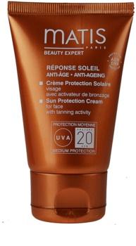 MATIS Paris Réponse Soleil Face Sun Cream  SPF 20