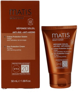 MATIS Paris Réponse Soleil opalovací krém na obličej SPF 20