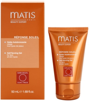MATIS Paris Réponse Soleil samoopalovací gel
