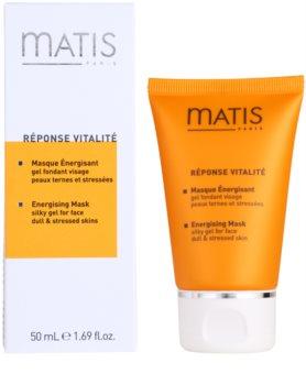 MATIS Paris Réponse Vitalité gelová maska pro unavenou pleť