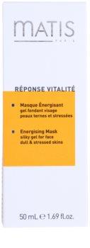 MATIS Paris Réponse Vitalité gélová maska pre unavenú pleť