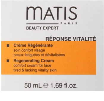 MATIS Paris Réponse Vitalité denní regenerační krém pro unavenou pleť