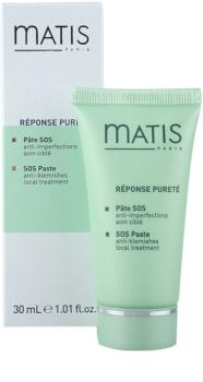 MATIS Paris Réponse Pureté maska glinkowa do skóry  tłustej