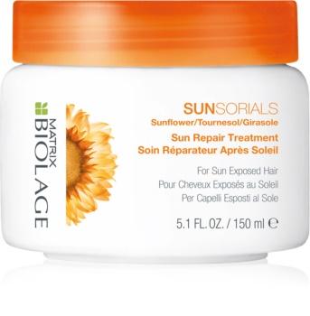 Biolage Essentials SunSorials máscara para cabelo danificado pelo sol