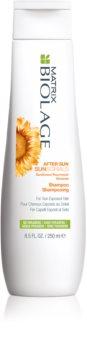 Matrix Biolage Sunsorials šampón pre vlasy namáhané slnkom