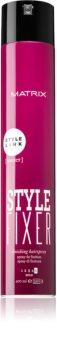 Matrix Style Link Perfect spray final fixador para cabelo