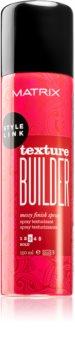 Matrix Style Link Perfect spray per capelli per un look spettinato