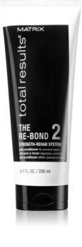 Matrix Total Results The Re-Bond regenerační péče před kondicionérem pro slabé a poškozené vlasy