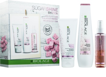 Matrix Biolage Sugar Shine zestaw kosmetyków I.
