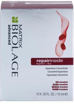Matrix Biolage Advanced Repair Inside kúra a sérült haj ápolására