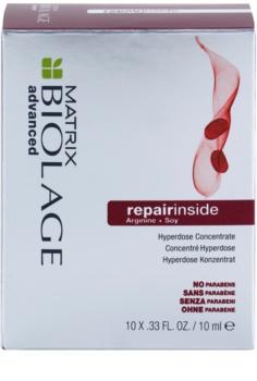 Matrix Biolage Advanced Repair Inside tretma za zdravljenje poškodovanih las