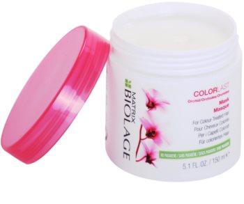 Matrix Biolage Color Last maseczka  do włosów farbowanych