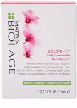 Matrix Biolage Color Last Cera-Repair lasni tretma za sijočo barvo las