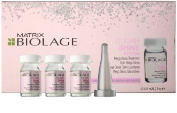 Matrix Biolage Sugar Shine ápolás a fényes hajért