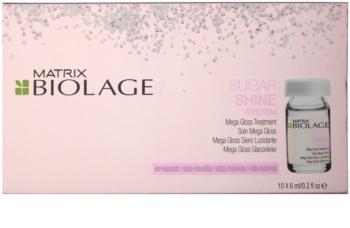 Matrix Biolage Sugar Shine Pflege für den Glanz der Haare