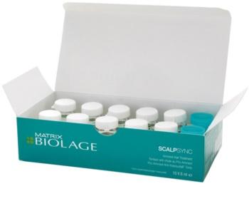 Matrix Biolage ScalpSync tonic impotriva caderii parului