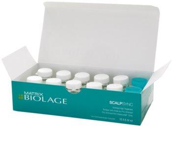 Matrix Biolage ScalpSync tonikum proti padaniu vlasov