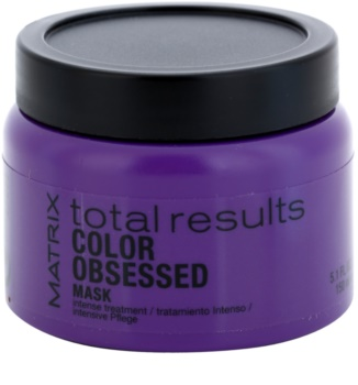 Matrix Total Results Color Obsessed máscara para cabelo pintado