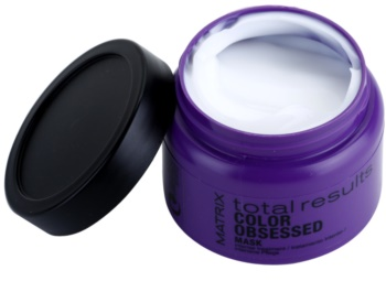 Matrix Total Results Color Obsessed Masker  voor Gekleurd Haar