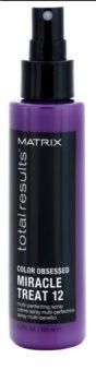 Matrix Total Results Color Obsessed cuidado sem enxaguar para cabelo pintado