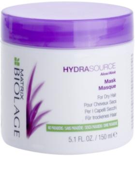 Matrix Biolage Hydra Source maseczka  do włosów suchych