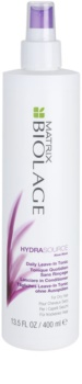 Matrix Biolage Hydra Source Toner For Dry Hair
