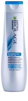 Matrix Biolage Advanced Keratindose champô para cabelo sensível