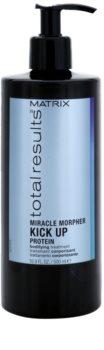 Matrix Total Results Miracle Morpher Kick up proteines ápolás finom és sérült hajra