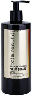 Matrix Total Results Miracle Morpher Slim Down starostlivosť s lipidmi pre nepoddajné a krepovité vlasy