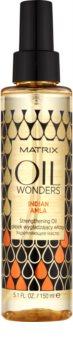Matrix Oil Wonders Indian Amla obnovitveno olje za sijaj in mehkobo las