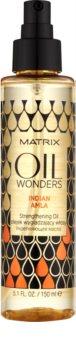 Matrix Oil Wonders erneuerndes Öl für glänzendes und geschmeidiges Haar