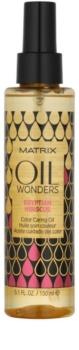 Matrix Oil Wonders Egyptian Hibiscus pečující olej pro ochranu barvy