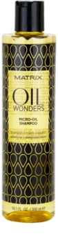 Matrix Oil Wonders shampoo micro-oil per capelli brillanti e morbidi