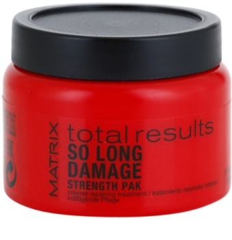 Matrix Total Results So Long Damage Restoring Mask With Ceramides